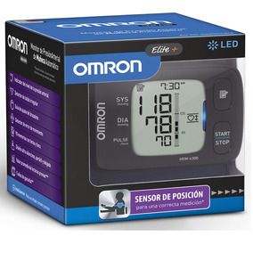 Tensiometro Omron Hem-6300 Monitor De Muneca Elite