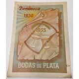 Revista 25 Aniversario Diario Democracia Bahia Blanca 1930