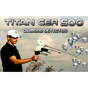 Detector De Diamantes Ger Detect Titan 500