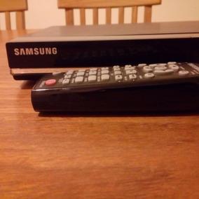 Dvd Samsung C550k Controle Remoto - Para Retirada De Peças