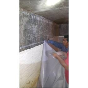 No Mas Fugas En Cisterna D Concreto - Membrana Impermeable