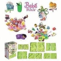 Molde Para Foamy Termoformado Modelo Bebe Mini Baby Shower