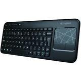 Teclado Inalámbrico Con Touchpad K400 Español