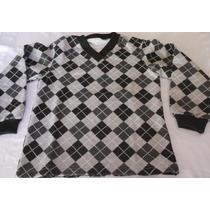 Sweater Chaton Frisa Rombos Talle 8 Vku