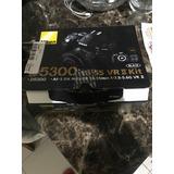 Cámara Nikon D5300