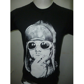 Remeras De Kurt Cobain Nirvana Varios Modelos Que Sea Rock
