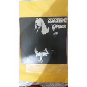 Lp-scorpions-in Trance (nac) Impecável!!!