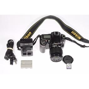 Camara Nikon D80 Digital Reflex Dsrl Profesional (casi Nueva