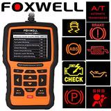 Scanner Foxwell Nt510 Para Fiat Punto Obd2 Herramienta De...