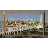 Dvd Serie Sandy E Junior - 4 Temporadas Completas