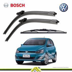 Palheta Bosch Volkswagen Fox 2012 A 2017 + Traseira
