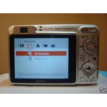 Cambio Pantalla Lcd De Camara Sony Dsc-w120 En 1 Hr.