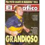 El Gráfico 3966 B- Regreso De Maradona - Boca Vs Newell´s