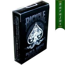 Baraja Black Ghost Para Poker O Magia