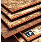 Osb 15 Mm L.p Estructural P/ Steel Frame 1,22x2,44 Brasil