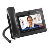 Telefono Ip Grandstream Gxv3275 Sip Lcd Táctil Cám Android