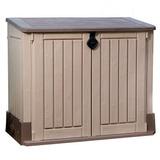 Deposito De Jardin Keter 17197253 Store It Out Midi
