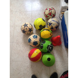 Balones De Futbol Conos Y Minas