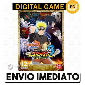 Naruto Shippuden: Ultimate Ninja Storm 3 Full Burst Steam Pc