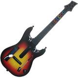 Guitarra Guitar Hero Wolrd Tour Nintendo Wii/wiiu Nuevo