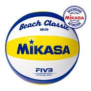 Bola Volei Praia Mikasa Oficial Vxl30 Original Cbv Promoção