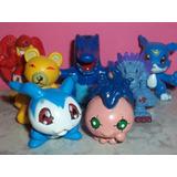 Digimon Personajes Coleccion Juguete Muñeco Anime Figura C/u