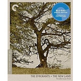 Blu-ray Criterion Collection: Emigrants / New Land Importado