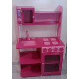 Mueble Infantil Cocinita De Juguete En Mdf