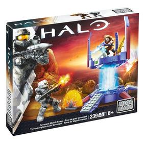 Halo Mega Bloks Covenant Watchtower 239 Piezas