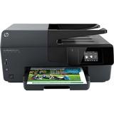 Impresora Multifuncional Hp 6830 Con Sistema De Tinta Contin