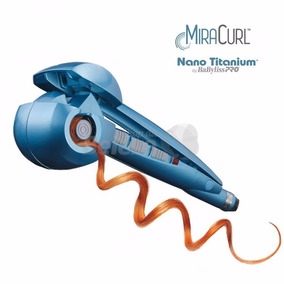 Modelador De Cachos Miracurl Nano Titanium Babyliss Pro