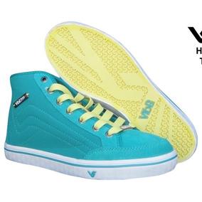 Zapatillas Botitas De Mujer Vibe. En Liquidación Promocion!!