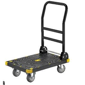 Carro Carga Plegable Diablito Plataforma Uso Rudo 150kg Msi