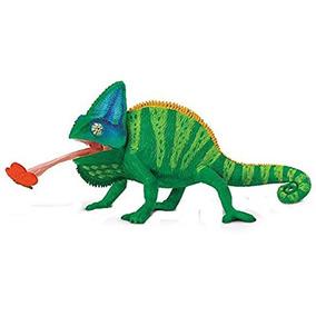 Safari Ltd Criaturas Increíbles Velo Camaleón