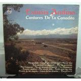 Cantares De La Cañadita Extasis Andino Vinilo Argentino