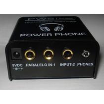 Amplificador Power Play Da Pws Ph2000 - Frete Grátis