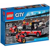 Lego City 60084 Transporte De Motocicletas - Mundo Manias