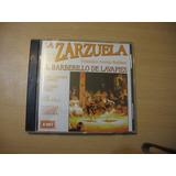 La Zarzuela-agua Azucarillos Y Aguardiente-la Gran Via-1991