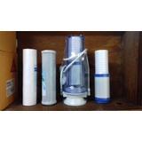 Filtro Purificador De Agua Potable Simple O Doble