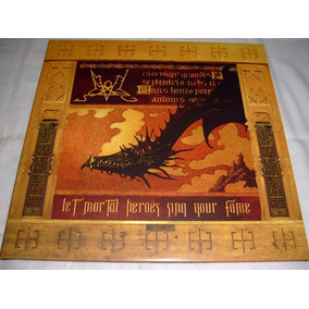 Lp Summoning - Let Mortal Heroes Sing Your Fame ( Black)