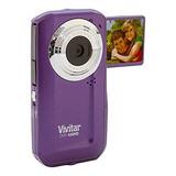 Vivitar Dvr620-grp Último Selfie Digital De 5 Mp Con 1,8 Pul