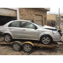 Chevrolet Aveo Lt 2009 -----dado De Baja Total------