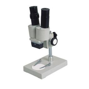 Lupa Binocular Estereoscópica Recta Enseñanza Biologia