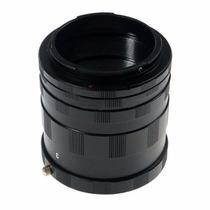 Tubo Extensor Macro - Câmeras Nikon - Promoção