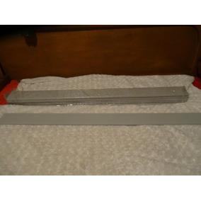 Paquete 6 Canaleta Pvc De 1.19 Metro X 9cm X1 Y Medio