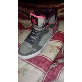 Zapatillas Supra Mujer