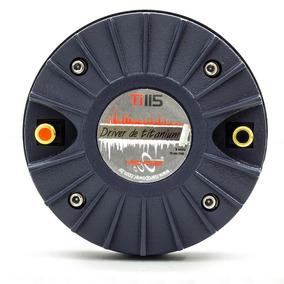 Driver Hard Power Titanium Ti 115 - 75 Watts Rms