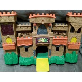 Castelo Medieval Imaginext Semi Novo