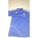 Camisa Grecia Home 14-15 Samaras 7 Patch Copa 2014 Imp. R  160. 12x R  15 29.  Frete grátis. 4 vendidos - São Paulo. Camisa Seleção Da Grécia Tamanho P e3c956ba27e01