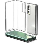 Funda Anticaidas Protector Rigido Clear Galaxy Z Fold3